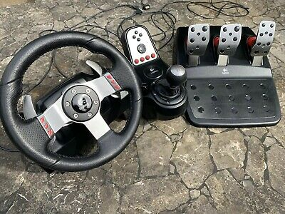LOGITECH G27 GAMING Steering Wheel, Pedals and Shifter - PS3