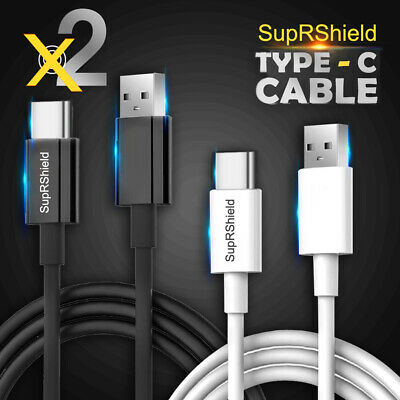 2X Fast Charging USB Type C Charger Cable For Samsung Galaxy S8 S9 S10e S10 Plus