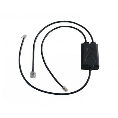 Fanvil EHS20 Electronic Hook Switch EHS Adapter Works with Plantronics and Jabra