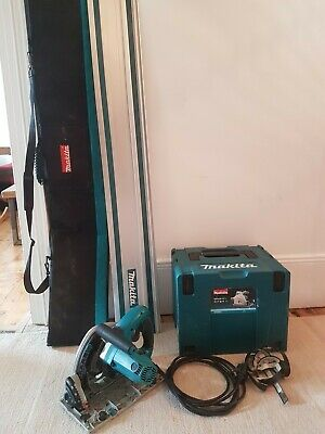 240v Makita SP6000J Plunge Saw 165mm 240 V track rail Brighton