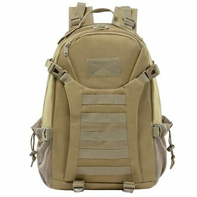27L Backpack Hiking Outdoor Military Camping Tactical Bag Rucksack Army Trekking