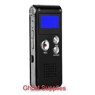 Ghost Hunting EVP recorder 8GB Paranormal Equipment spirit digital voice box NEW