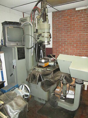 Moore Model G18 CNC Series 100 Point To Point 4500 Rpm 240V 3Ph Jig Grinder