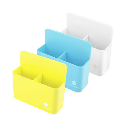 Magnetic Marker Holder, Strong Durable Plastic With Magnetic Back. 3 colors