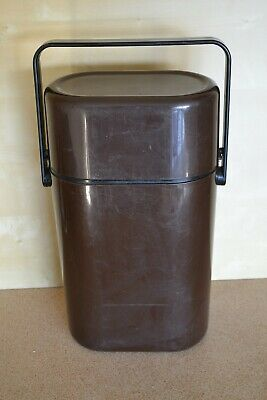 Decor 545 Australia Brown 2 Bottle BYO Insulated Wine Cooler Carrier
