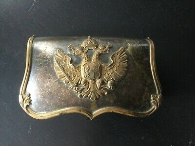 19th Century Austro-Hungarian Officers Cartridge Pouch