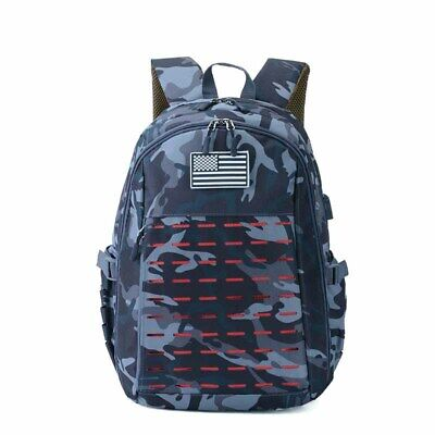30L Backpacks Camouflage Hiking field Bags Military Camouflage Tactical Camping