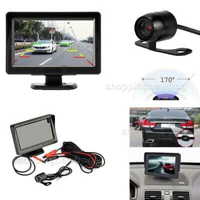 CAR Rear View Kit 4.3inch TFT LCD Monitor + Night Vison Vehicle Reversing Camera
