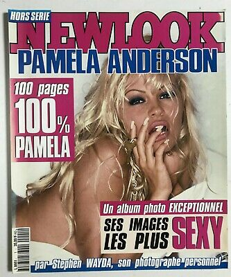 ►Magazine Newlook Hors Serie 1 Special Pamela Anderson