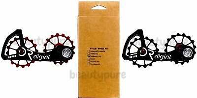 Sram e-Tap Digirit pulley wheel kit Red pulleys for Red e-Tap RD