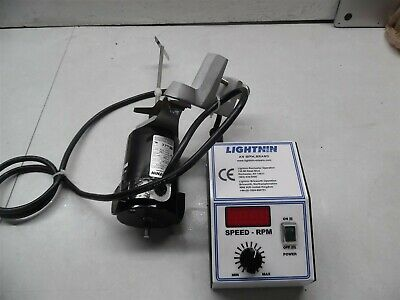 SPX Lightnin G3U05D Stirrer and Adjustable Speed Control
