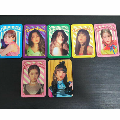 Red Velvet RANDOM PHOTO CARD - 'The ReVe Festival' Day 1 member select