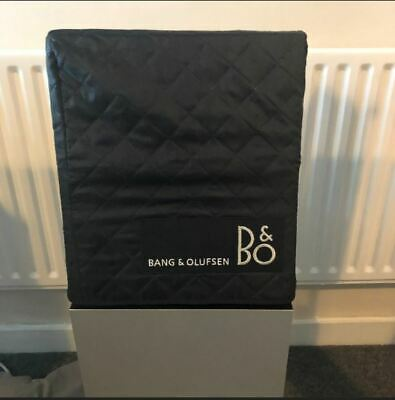 Rare Genuine Bang & Olufsen B&O Quilted Beosound Overture Black Cover.