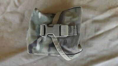 USGI US Army Issue OCP Multicam MOLLE II IFAK Improved First Aid Kit Pouch