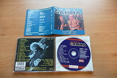 @ Cd Gamma - The Best Of / Gnp Crescendo 1992 / Melodic Usa Ronnie Montrose