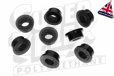 Superflex Polyurethane Front Lower Wishbone Inner Kit Volvo 122 Series Pre-63