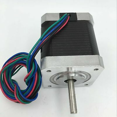2.2NM 314oz.in Stepper Motor Nema23 4 Wires 2Ph 1.8° 3A for CNC Router Engraving