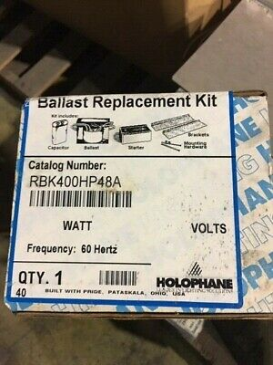 Holophane Ballast Replacement Kit RBK400HP48A