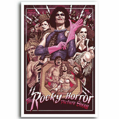249781 Hot The Rocky Horror Picture Show Movie WALL PRINT POSTER AU