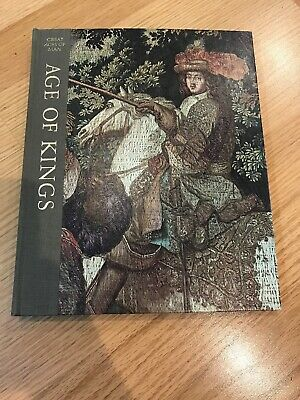 Age of Kings Great Ages of Man - Time Life Book 1967 Hardcover *GREAT!*