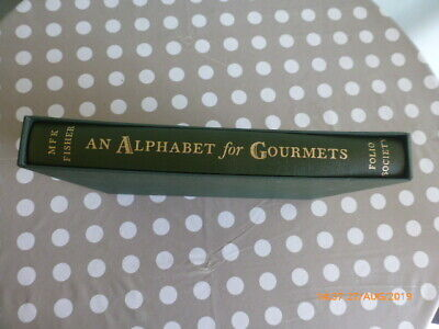 2 FOLIO SOCIETY -  An ABC for Gourmets / What are the Seven Wonders of the World