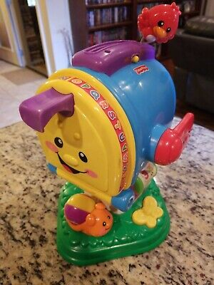 Fisher Price Laugh /& learn mailbox mail letters learning red envelope package