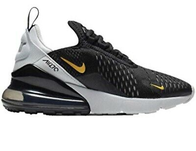 Details about Nike AIR MAX 270 Bg Trainers WhiteNavyYellow New Size 4.5 euro 37.5