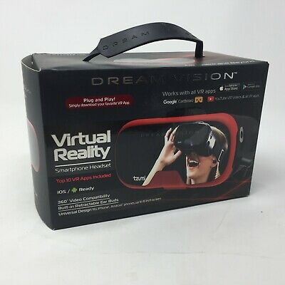 New dream vision virtual reality smartphone headset