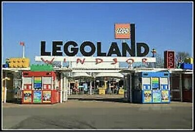 legoland tickets 26th  September Entry And Rides Including.Two Tickets Available