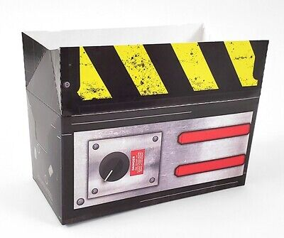 Halloween Horror Nights 2019 Ghostbusters Ghost Trap Paper Popcorn Box
