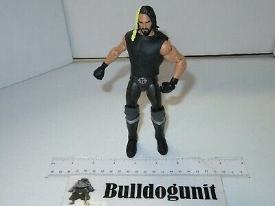 2014 Seth Rollins Elite Collection Figure WWE Wrestling Figure Mattel 37 WWF