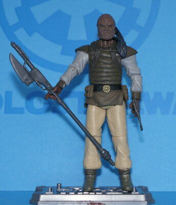 Star Wars Hasbro Weequay Return Of The Jedi The Vintage Collection 2012