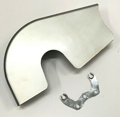 OTK Tony Kart 401S Silver Chain Guard