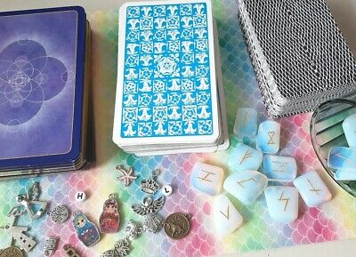 Psychic tarot reading - Full & FAST - Same day delivery - order before 5pm