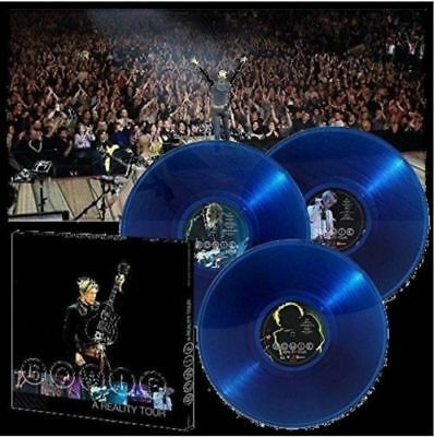 David Bowie A Reality Tour New Sealed Blue Vinyl 3Lp Box Set In Stock Europe Ed.