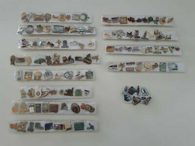 Vintage Lot of +-120 old pins