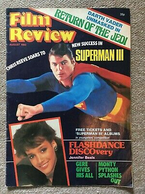 FILM REVIEW - August 1983 Magazine