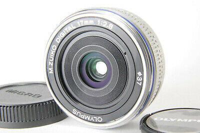 Olympus M.Zuiko 17mm f/2.8 Wide fix AF Mirror less for Micro four thirds m4/3