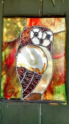 Stained glassOwl (finished item)