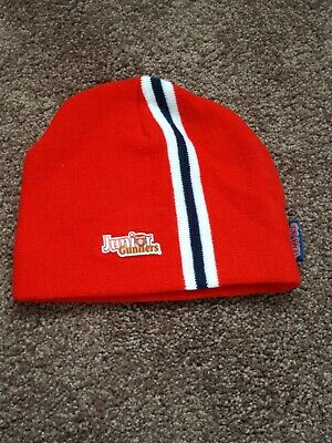 Arsenal Junior Guns Beanie Hat brand new