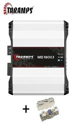 Taramps MD 1800 – 1 Ohm mono Amplifier Uk distribution