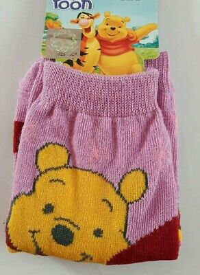 Disney Winnie the Pooh junior socks boy girl UK size 6-8.5 (Eur 24-26)