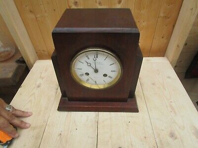 Antique French Miroy Freres Clock