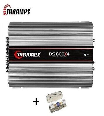 Taramps DS 800X4 Amplifier Cheapest for  the Uk