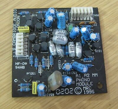 Internal Mike Creek phono preamp module for Cambridge Audio A series & Azur amps