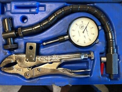 Storm by Central 3D103 Rotor Runout//Ball Joint Gauge Set