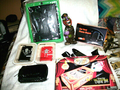 Junk Drawer Lot/cereal box/gun parts /etc