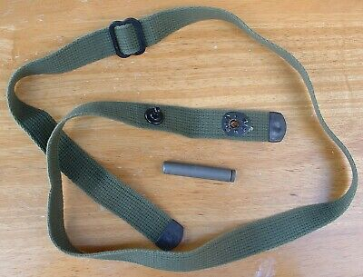 Usgi Nos M1 Carbine Sling And Oiler Post War