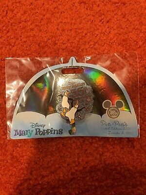 D23 Disney expo 2019 Mary Poppins Penguins 55th Anniversary Pin Le 3000