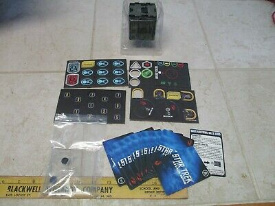 New Star Trek Attack Wing Wizkids Heroclix Tactical Cube 001 Expansion Pack